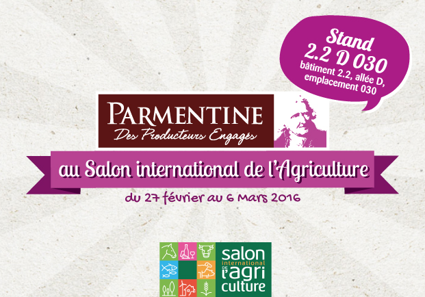 parmentine au salon international de l'agriculture